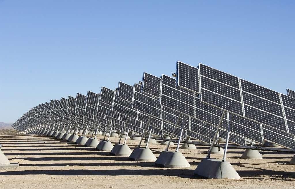 Inspection IR of Solar Panels